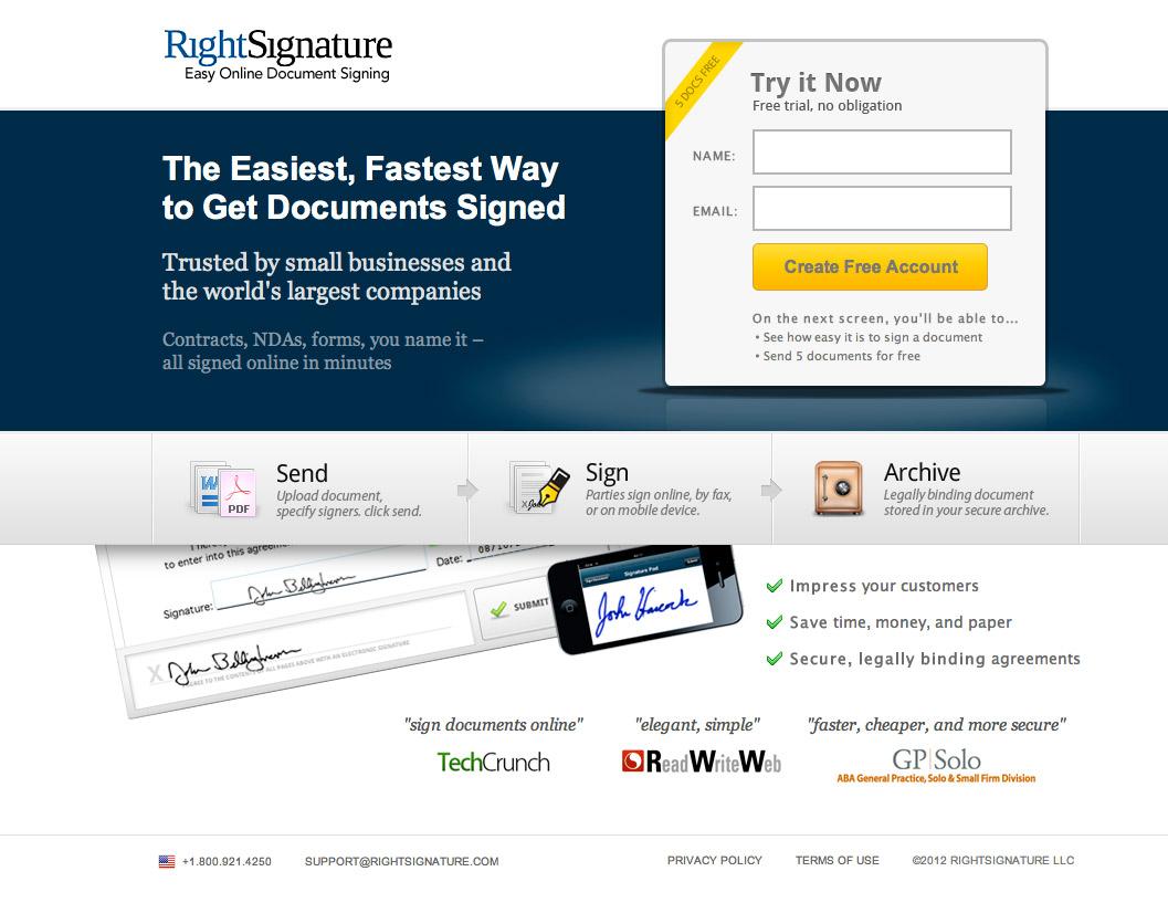 right-signature-landing